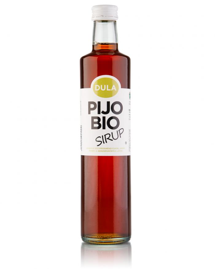 Dula_sirup_pijo_bio_500
